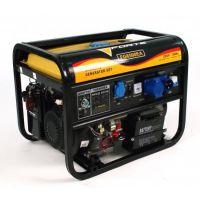 Бензиновый генератор FORTE FG6500EA с блоком автоматики (Форте)